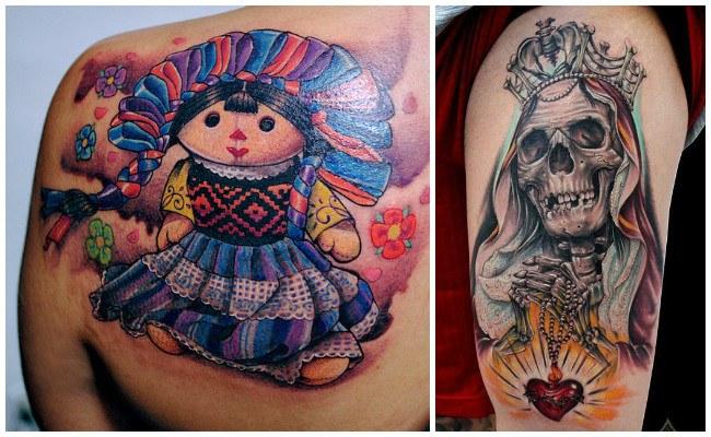 tatuajes-mexicanos-en-el-brazo
