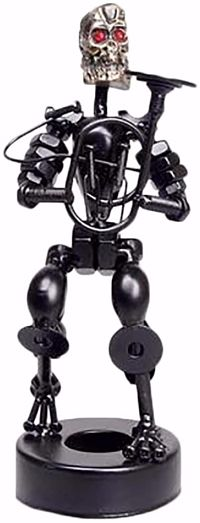 Calavera-Decoración-Estatua-Terminator-original-calavera-terminator